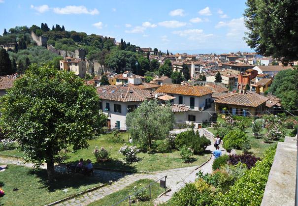 Visita museo fineschi e museo rosa antica - Giardino delle rose firenze ...
